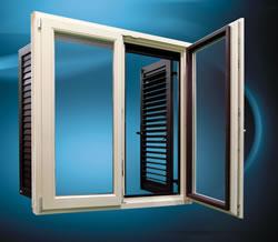 Új fejlesztésű műanyag ablak