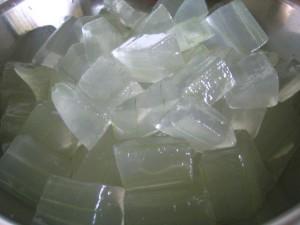 Az aloe vera gél hidratál