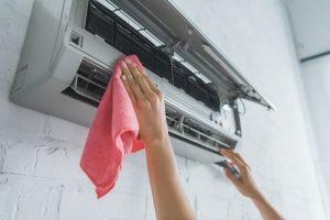 Klíma tisztítás házilag