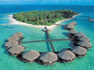 A Maldív szigeteken mindig nyár van