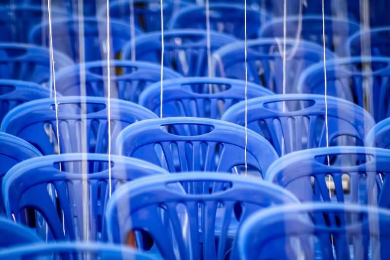 műanyag kerti bútor felújítása