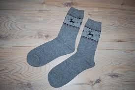 Kényelmes férfi zokni