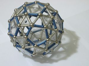 Geomag mágneses játék