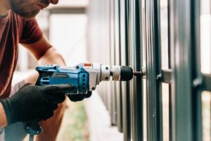 kerítés felújítás házilag