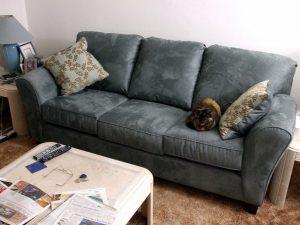 Olcsó kanapé az akciók révén