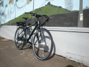 Egyedi pedelec bicikli