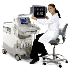 Különböző nőgyógyászati ultrahang műszerek