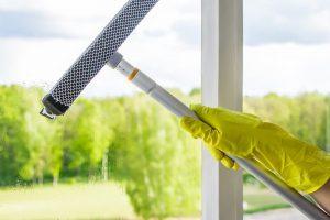 Ablaktisztító házilag